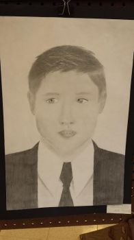 Jensen Ackles by demturkeys