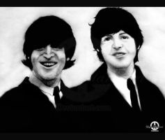 John and Paul complete by livyer
