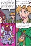 Silent Hill 2 Lucid Dreams by OMGitsAngie