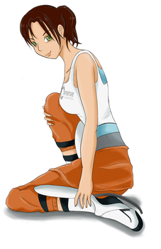 Chell by do-it-yourself