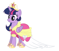Princess Twilight by DarkestDragonKing