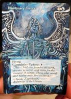 Magic Card Alteration: Illusionary Forces 6-16 by Ondal-the-Fool