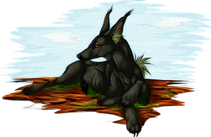 AT.:Outland:. by WhiteSpiritWolf