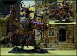 End of times Thanquol and boneriper by Granamir by Granamir