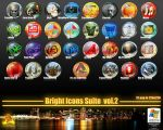 Bright Icons Suite vol.2 for O by klen70