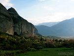 Meteora by mfedel