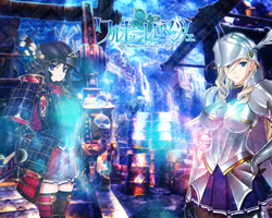 Walkure Romanze - WALLPAPER by Silas-Tsunayoshi