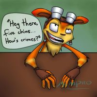 Fav Moment: Drunk Daxter by Ratchetl-Lover