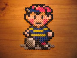 Ness Perler by Pirate-Ken