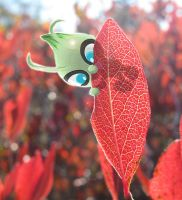 Celebi by Inquisitive-Soul