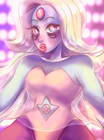 rainbow quartz by Screamsicle