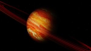 Project Solar system Khonn by Archange1Michael