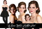 Emma Watson PNG Pack by Marysse93
