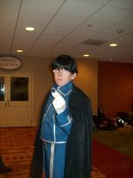Roy Mustang Cosplay by Sushibeth