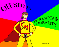 Captain Morality Color by MetalShadowOverlord