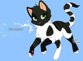 Un- named for Howlowl by lubca