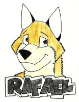 Rafael in Free Art by wingwolf88