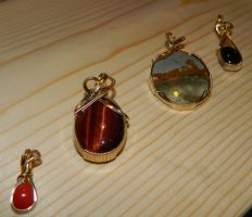 BIG Commission, 2 of 10 --plus 2-- by DPBJewelry