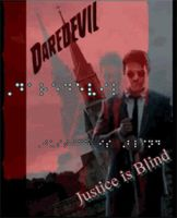 Daredevil Poster by SybilThorn