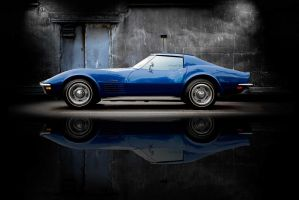 1970 Stingray_II by theCrow65