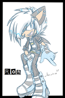 New Character- Ron The Porcupine by Eokoi