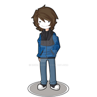 GermanLetsPlay - T-Shirt Design 12 - Chibi by RozeAkane