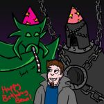 Happy Birthday Bean by SpiderPope