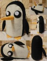 Gunter Plush by SpookyCakes