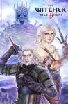 The Witcher 3 by SaraSama90