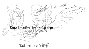 Shax and the Harvest King 4 by Kuro-Doodles