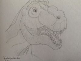 Connorsaurus Rex by Airgid