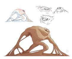 Clayface Sketches by Phil-Crash-Murphy