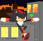 Shadow The Hedgehog by PilloTheStarplestian