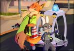Zootopia+speedpaint by The-Dream-Seller