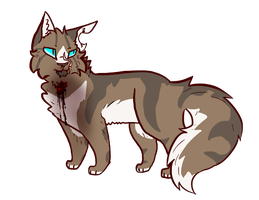 28. Hawkfrost by JasperLizard
