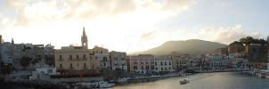 Lipari - Panorama by eskici