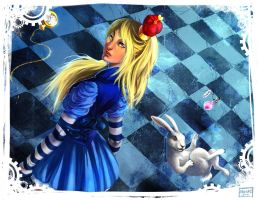 Alice by Lelenia