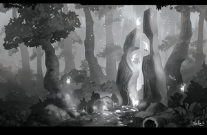 GiantForest by BlindFoxy