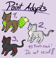 Cat Adopties by TanjaSchaf
