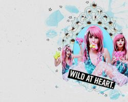 wild at heart. by The-Shadowsea