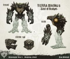 Dominance War V: Terra Divinus by DeathMetalDan