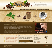 coffe shoop by outlines by webgraphix