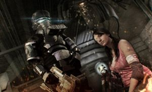dead space 2 cosplay 11 by easycheuvreuille