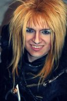 Closeup of the Goblin King by SlannMage