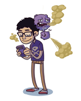 Weezing by ItsJustin