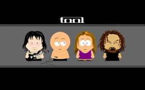 South Park Tool Wallpaper by MA5TER051