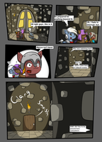 Deep in the dungeon's bowels - Page 1 by OakenChi