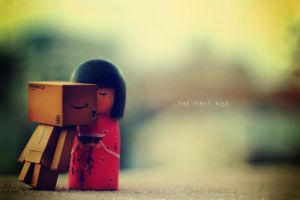 The First Kiss by house88kend