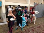 League Of Legends by CosplayTokenBlack