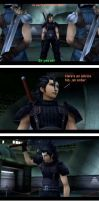 FF7 CC: Protect your stupidity by toki999